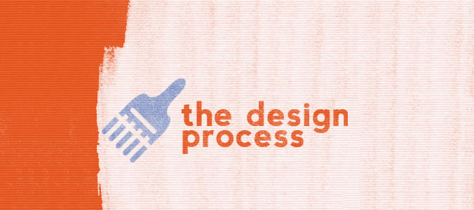 the design process 设计流程